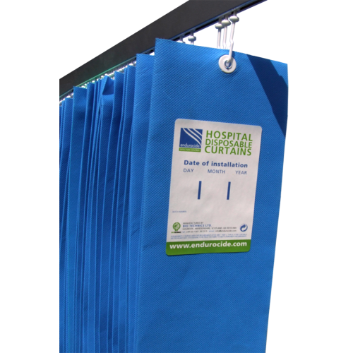 Antimicrobial Disposable Hospital Curtain